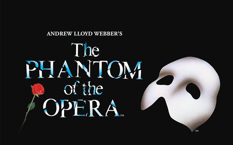 The Phantom Of Opera สุดยอดละคร broadway ระดับโลก